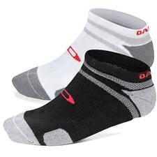 Oakley Men's O Hydrolix Low Cut Golf Socks - 2 Pack