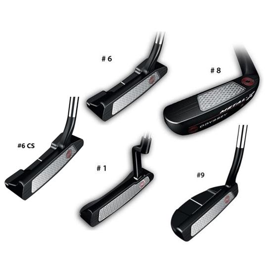Odyssey Golf Metal-X Blade Putter Series