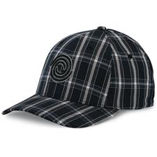 Odyssey Golf Men's Plaid Fitted Hat