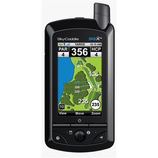 SkyGolf SkyCaddie SGXw GPS Range Finder