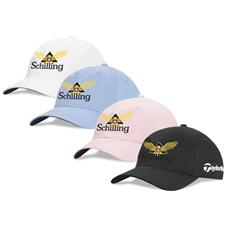 Taylor Made Custom Logo Custom Front Relaxed Hat for Women