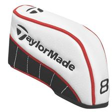 Taylor Made White Iron Headcovers