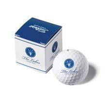 Titleist Custom Logo PackEdge Custom 1-Ball Box