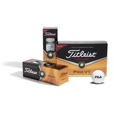 Titleist Pro V1 Golf Balls - 2013  (Product Shot)