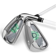 Wilson Staff D-100 Iron Set for Women w/ Free Hybrid
