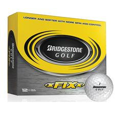 Bridgestone FIX Personalized Golf Ball