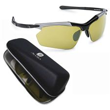 Callaway Golf Custom Logo Transitions Hyperlite Sunglasses with Custom Case