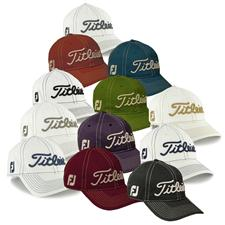Titleist Men's Contrast Stitch Golf Hat