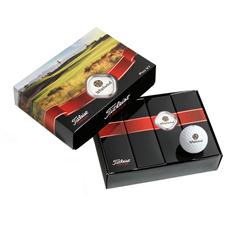 Titleist Custom Logo Packedge Custom Photo Ribbon Series Dozen