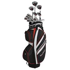 Tour Edge Backdraft GT+ All Graphite Senior Complete Set