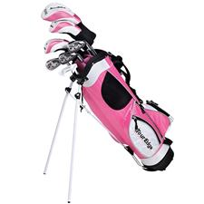 Tour Edge HT Max-J Jr. 5x2 Complete Set for Girls