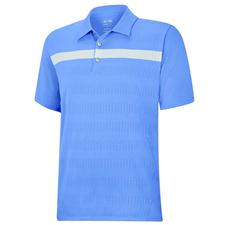Adidas Men's ClimaCool Jacquard Gradient Polo