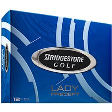 Bridgestone Custom Logo Lady Precept Golf Ball
