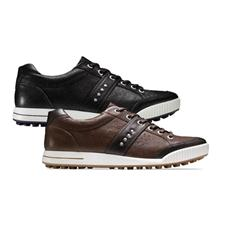 Ecco Golf Men's Golf Street Luxe Shoe