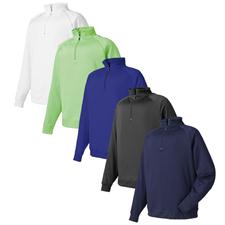 FootJoy Men's Performance Half-Zip Long Sleeve Pullover