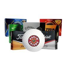 Golfballs.com ULL Ragin Cajuns Golf Balls