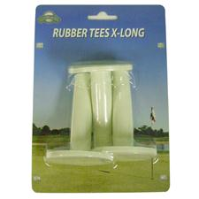 OnCourse Rubber Tees - 3 Pack