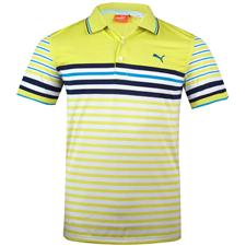 Puma Men's Tech Stripe Polo