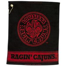 Team Golf Collegiate Woven Golf Towel