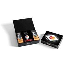 Titleist Custom Logo 7-Ball Presentation Box w/ Custom Cover