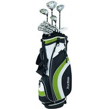 Tour Edge HP20 Package Set +1 Inch Length - 17 Piece