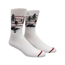 Travis Mathew Men's Jimbo 200 Club Crew Socks
