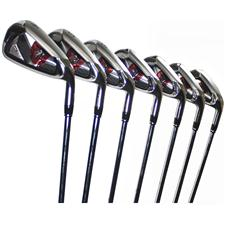 Wilson Staff D-100 Steel Iron Set w/ Free Hybrid