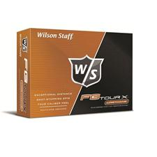 Wilson Staff FG Tour X Personalized Golf Balls