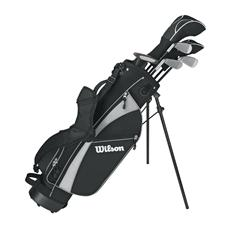 Wilson Profile Junior Set- Black Large (Age 10-13)