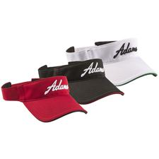 Adams Golf Men's Adjustable Mesh Visor - 2014