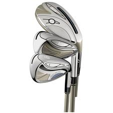 Adams Golf Idea Hybrid Iron Graphite Set for Women - 2014