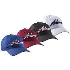 Adams Golf Men's Structured Players Adjustable Hat