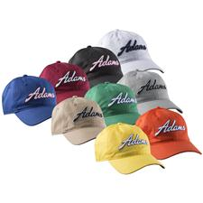 Adams Golf Men's Unstructured Players Adjustable Hat