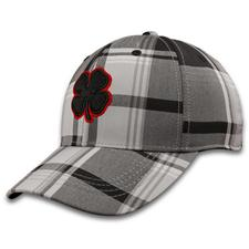 Black Clover Men's Lucky Plaid Hat