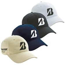 Bridgestone Men's Tour Relax Hat - 2014