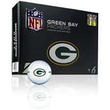 Bridgestone Green Bay Packers e6 NFL Golf Balls
