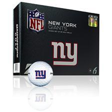 Bridgestone New York Giants e6 NFL Golf Balls