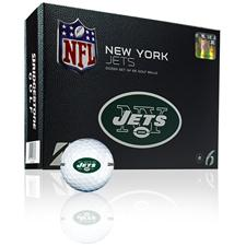 Bridgestone New York Jets e6 NFL Golf Balls