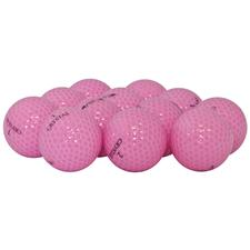 FL Golf Crystal Bulk Golf Balls - Pink