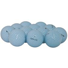 FL Golf Crystal Bulk Golf Balls - Sky Blue