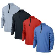 Nike Men's 1/2-Zip Banded Tech Cover-Up