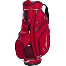 Nike Sport II Personalized Cart Bag - Hyper Red/Chianti/Sail