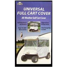 OnCourse All-Weather Full Cart Cover