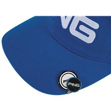 PING Magnetic Hat Clip with Ball Markers - 2014
