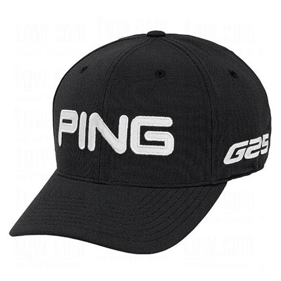 Ping Structured Hat On Tour