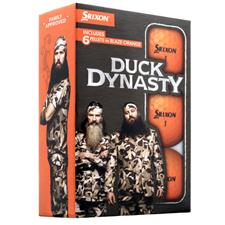 Srixon Duck Dynasty Golf Balls - 2014