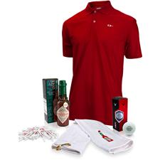 TABASCO Brand Golf Shirt Combo Gift Set