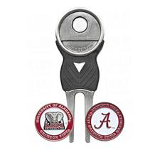 Team Golf Alabama Crimson Tide Collegiate Divot Tool Pack