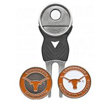 Team Golf Texas Longhorns Collegiate Divot Tool Pack