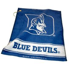 Team Golf Duke Blue Devils Collegiate Woven Towel